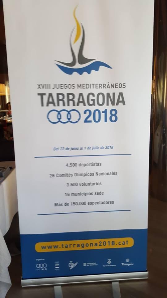 الدورة الخاصة بالمدراء الفنيين المشاركين ضمن النسخة الثامنة عشرة لألعاب البحر الأبيض المتوسط