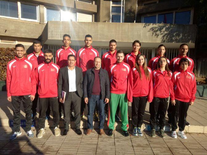 نتائج مشاركة المنتخب الوطني في بطولة العالم للفرق بالعاصمة الإيفوارية أبيدجان