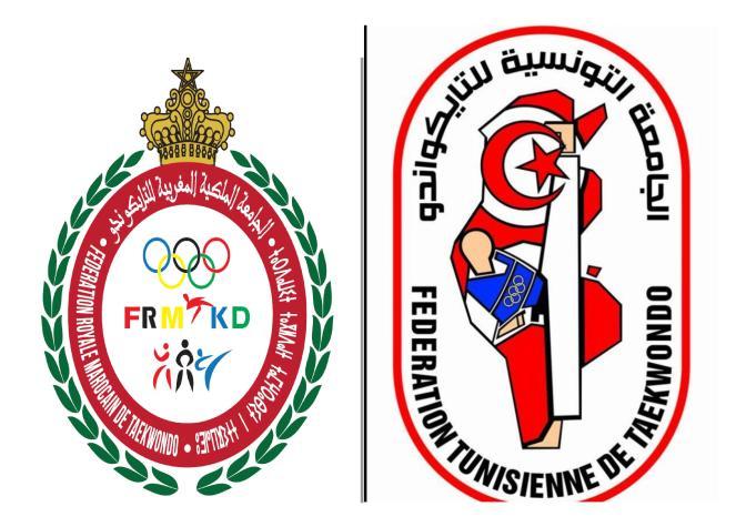 تنظيم معسكر تدريبي رفقة الفريق التونسي للتايكوندو