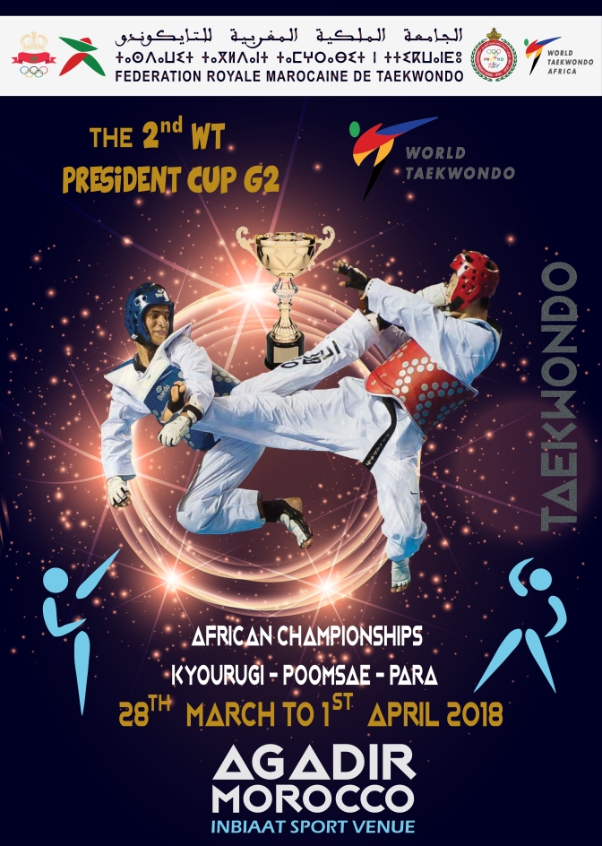 The 2nd WT President Cup Africa_Result