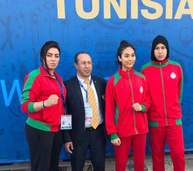 لمغرب يضمن بتونس بطاقتين تأهيليتين اثنتين لدورة الألعاب الأولمبية للشبان بالعاصمة الأرجنتينية بوينس آيرس في رياضة التايكوندو
