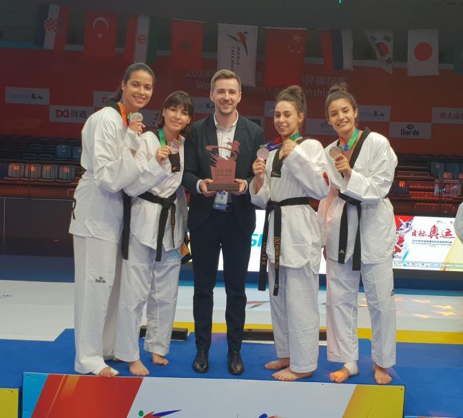 نتائج مشاركة الفريق الوطني في بطولة العالم للفرق، wuxi 2018